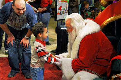 Санта-Клаус и аутизм
