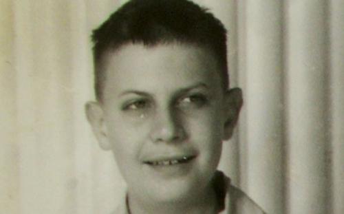 Дональд Триплетт в восемнадцать лет. Фото ABC News.