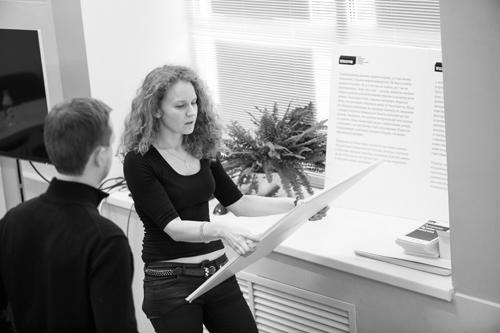 Директор воронежского дома журналистов Ольга Фролова взяла на себя все хлопоты по организации семинара для СМИ